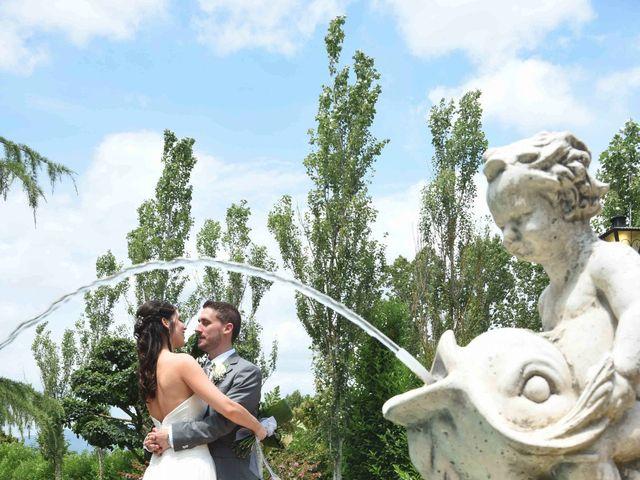 La boda de Lluís  y Eva en Llinars Del Valles, Barcelona 4