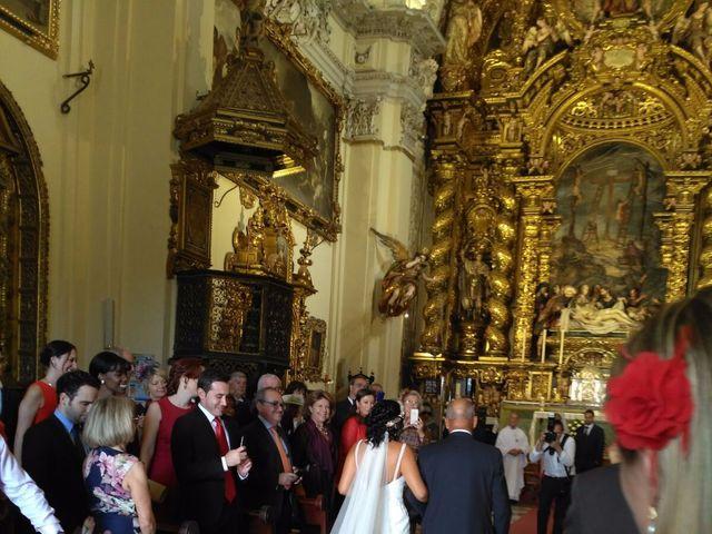 La boda de Álvaro y Didiana en Sevilla, Sevilla 4