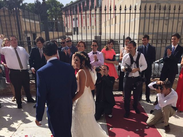 La boda de Álvaro y Didiana en Sevilla, Sevilla 7