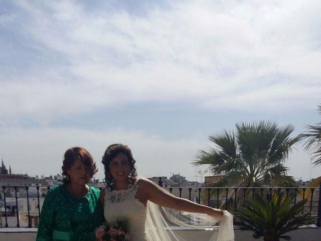La boda de Álvaro y Didiana en Sevilla, Sevilla 8