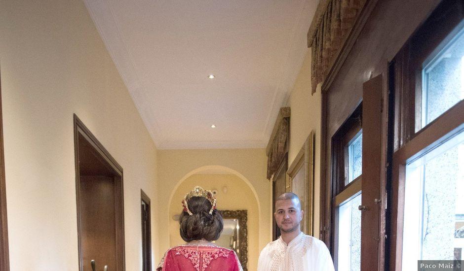 La boda de Soufian y Chaimae en Premia De Dalt, Barcelona