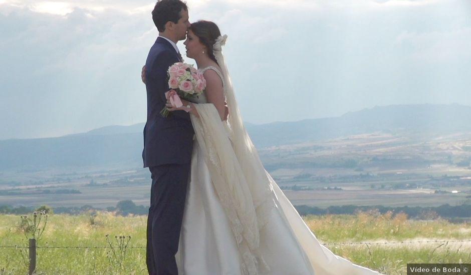 La boda de Victor y Jezabel en Ávila, Ávila