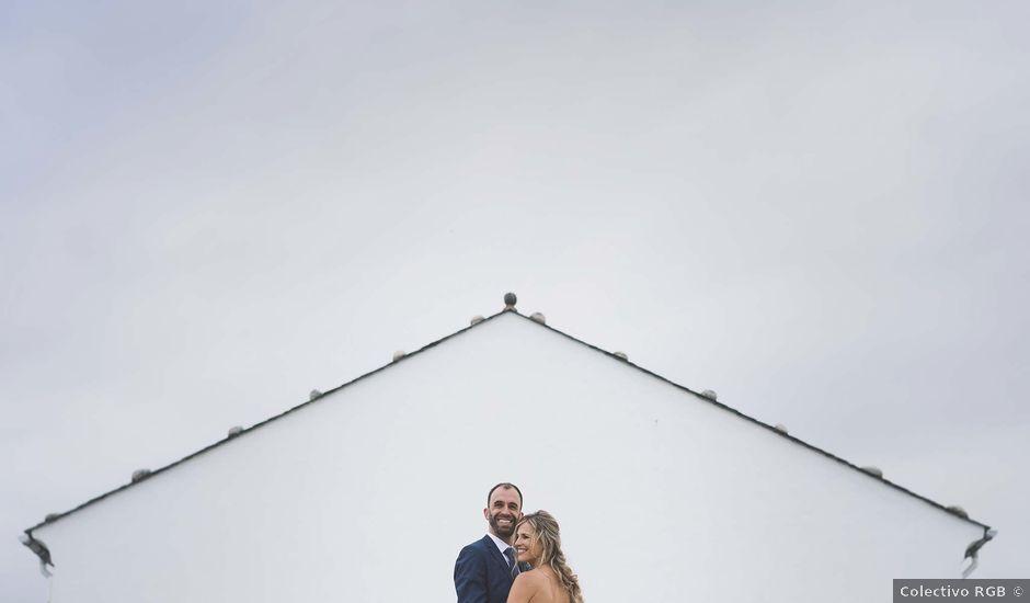 La boda de Diego y Nicole en Ortiguera (Coaña), Asturias