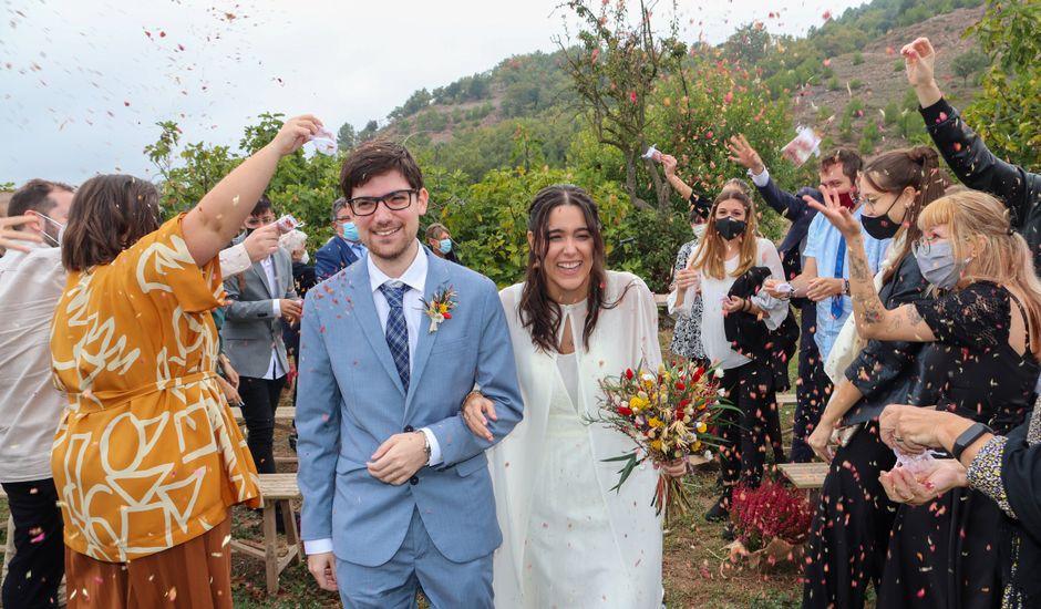 La boda de Aleix y Imma en Moia, Barcelona