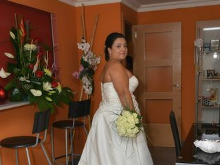 La boda de Sergio y Ines 2