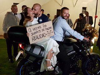 La boda de Veronica  y Nestor