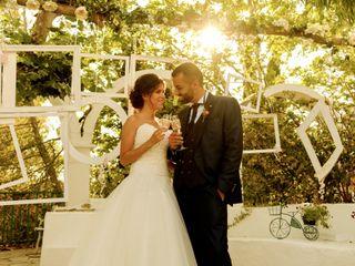 La boda de Angela y Carlos