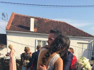 La boda de Elsa  y Feli  3
