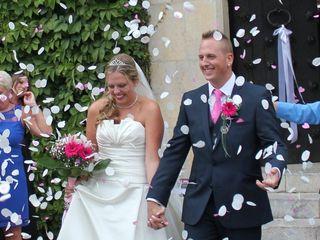 La boda de Timo y Katie 2