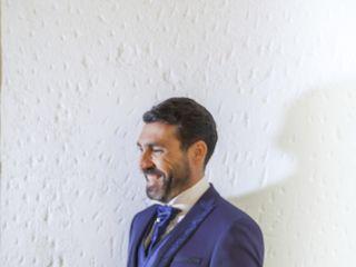 La boda de Cristina y Javier 2