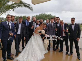 La boda de Lidia y Fernando  1