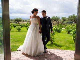 La boda de Lidia y Fernando