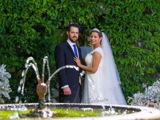 La boda de Gisela y César 1