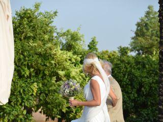 La boda de Sara y Ramón 1