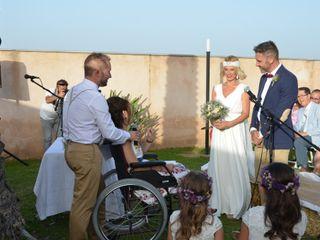 La boda de Sara y Ramón 3