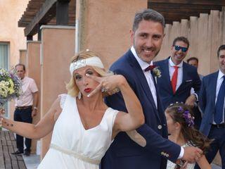 La boda de Sara y Ramón