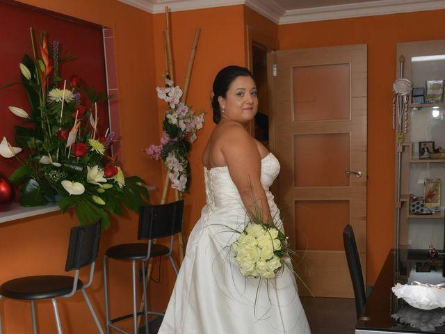 La boda de Ines y Sergio en Chiva, Valencia 4