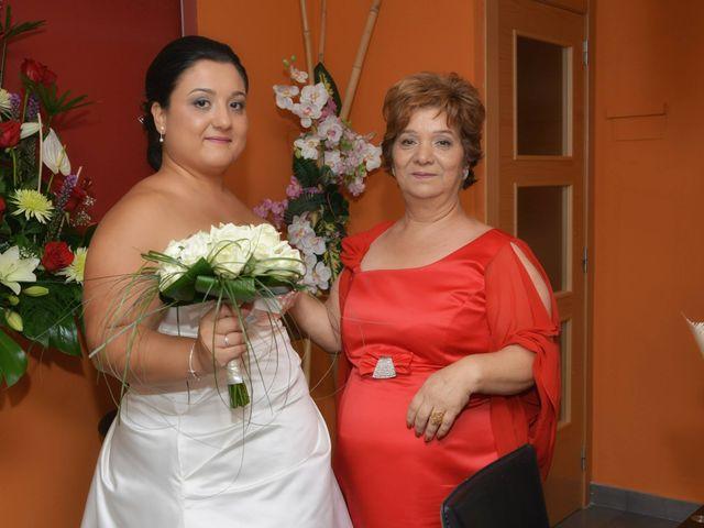 La boda de Ines y Sergio en Chiva, Valencia 5