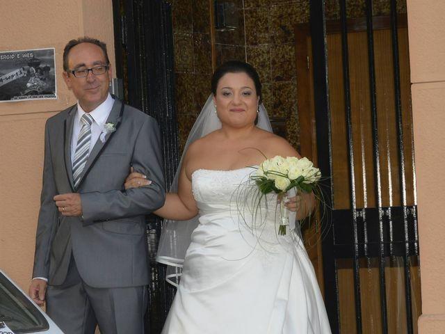 La boda de Ines y Sergio en Chiva, Valencia 6