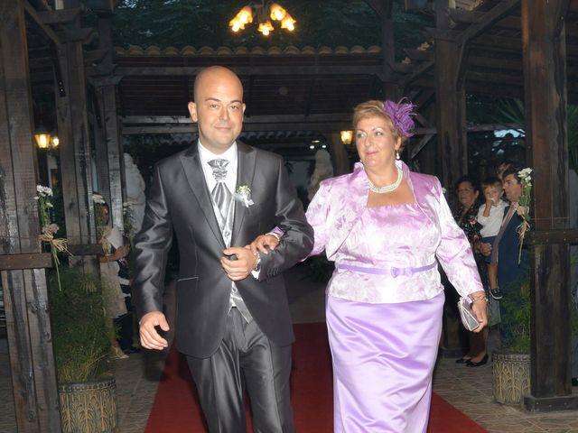 La boda de Ines y Sergio en Chiva, Valencia 7