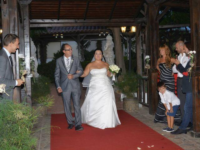 La boda de Ines y Sergio en Chiva, Valencia 8