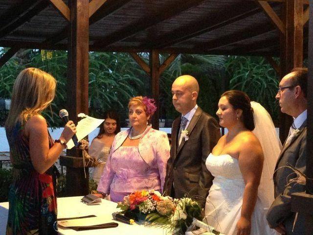 La boda de Ines y Sergio en Chiva, Valencia 9