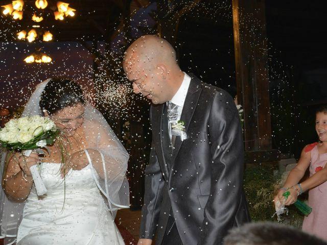 La boda de Ines y Sergio en Chiva, Valencia 1