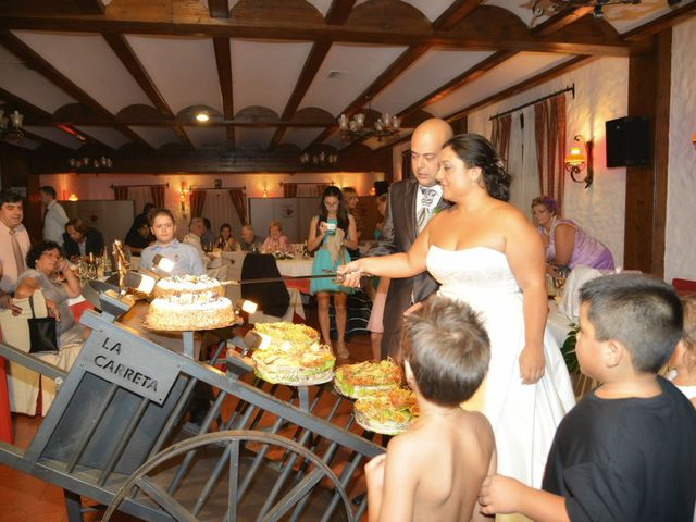 La boda de Ines y Sergio en Chiva, Valencia 12