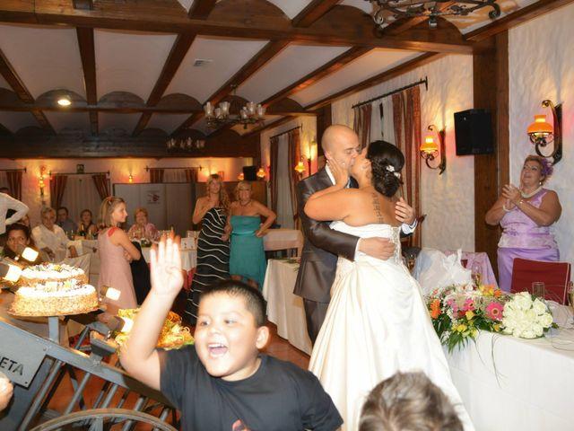 La boda de Ines y Sergio en Chiva, Valencia 13