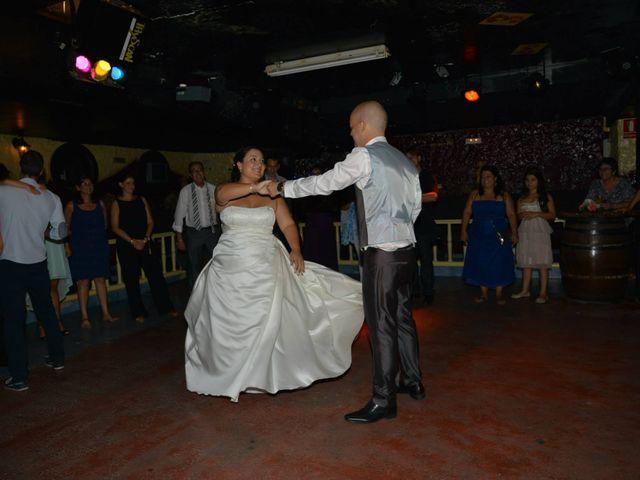 La boda de Ines y Sergio en Chiva, Valencia 2