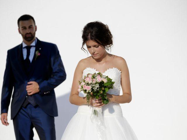 La boda de Carlos y Angela en El Bruc, Barcelona 2