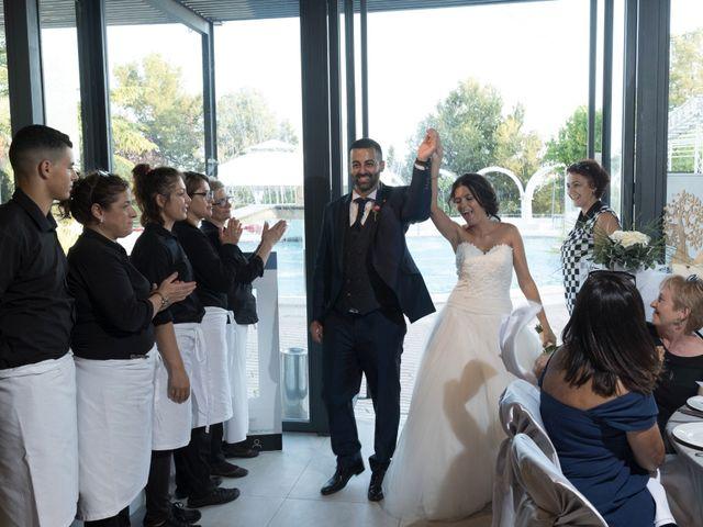 La boda de Carlos y Angela en El Bruc, Barcelona 8