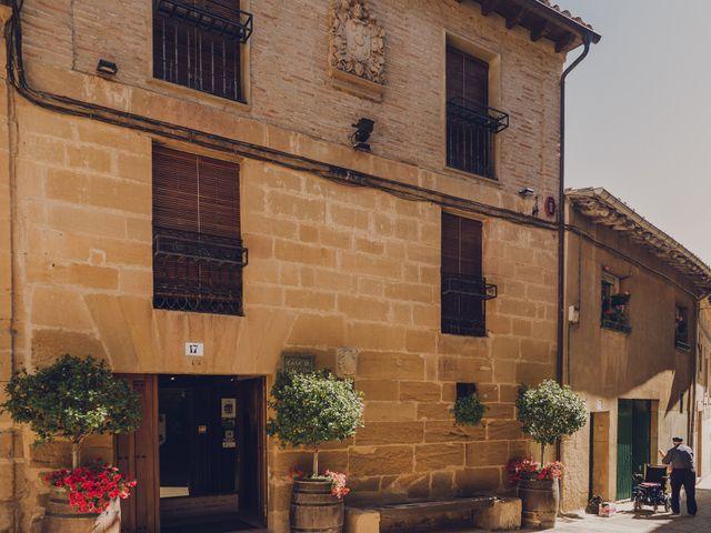 La boda de Julen y María en Laguardia, Álava 1
