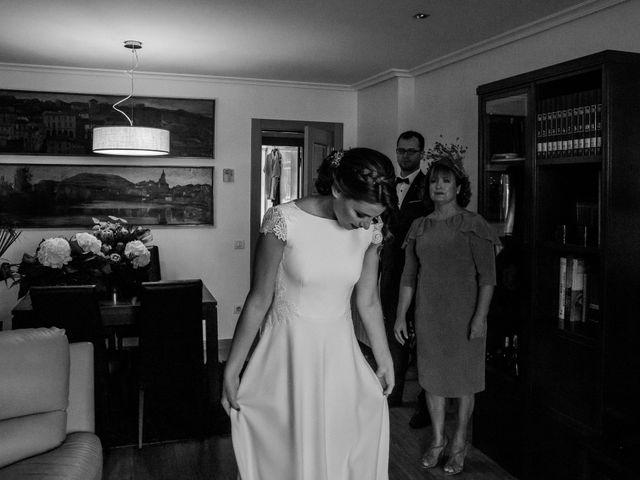 La boda de Julen y María en Laguardia, Álava 13
