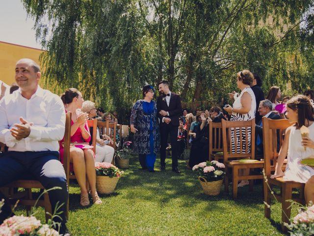 La boda de Julen y María en Laguardia, Álava 20