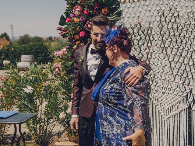 La boda de Julen y María en Laguardia, Álava 22