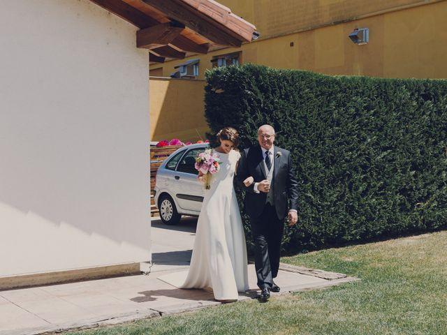 La boda de Julen y María en Laguardia, Álava 26