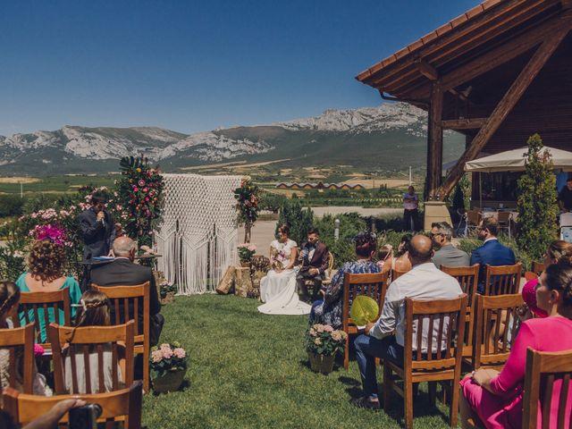 La boda de Julen y María en Laguardia, Álava 28