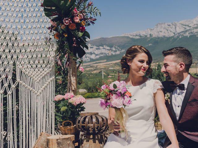 La boda de Julen y María en Laguardia, Álava 29