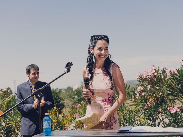 La boda de Julen y María en Laguardia, Álava 30