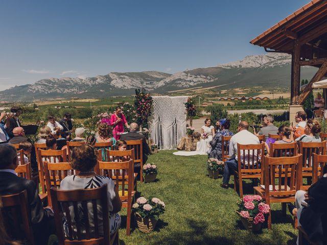 La boda de Julen y María en Laguardia, Álava 39