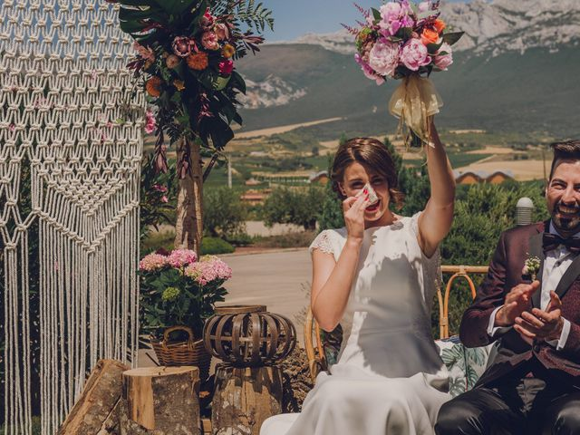 La boda de Julen y María en Laguardia, Álava 40