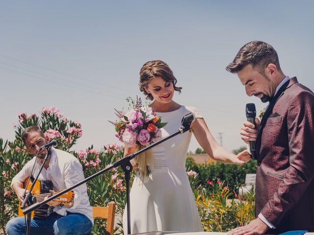 La boda de Julen y María en Laguardia, Álava 41