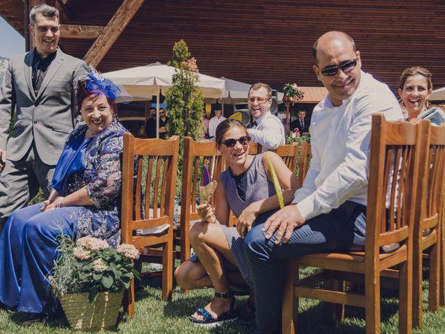 La boda de Julen y María en Laguardia, Álava 45