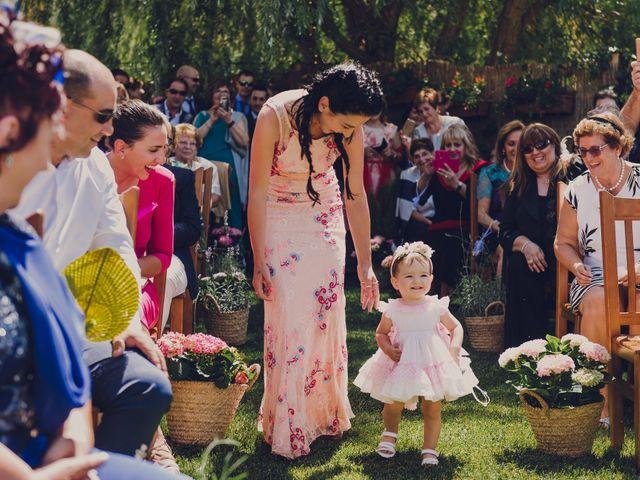 La boda de Julen y María en Laguardia, Álava 46