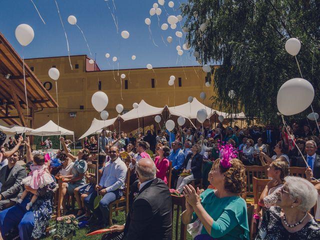 La boda de Julen y María en Laguardia, Álava 49