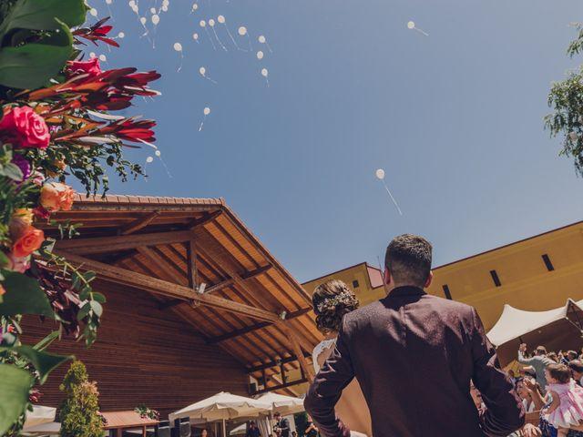 La boda de Julen y María en Laguardia, Álava 50