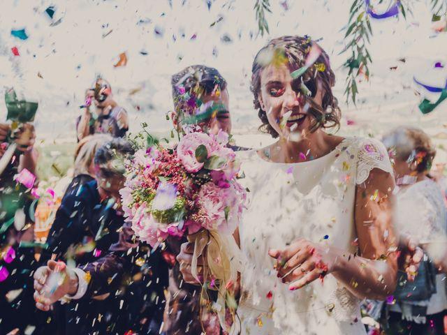 La boda de Julen y María en Laguardia, Álava 52