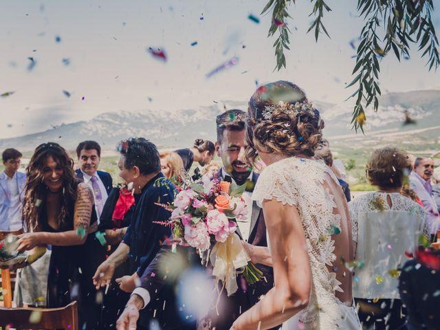 La boda de Julen y María en Laguardia, Álava 53