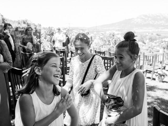 La boda de Julen y María en Laguardia, Álava 54